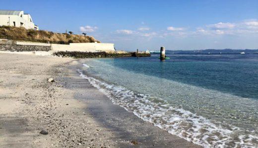 実は江ノ島より、東京湾の横須賀の海のが綺麗って話。魚釣りなら横須賀のが美味いかも?(水質の話。湾奥は汚い)